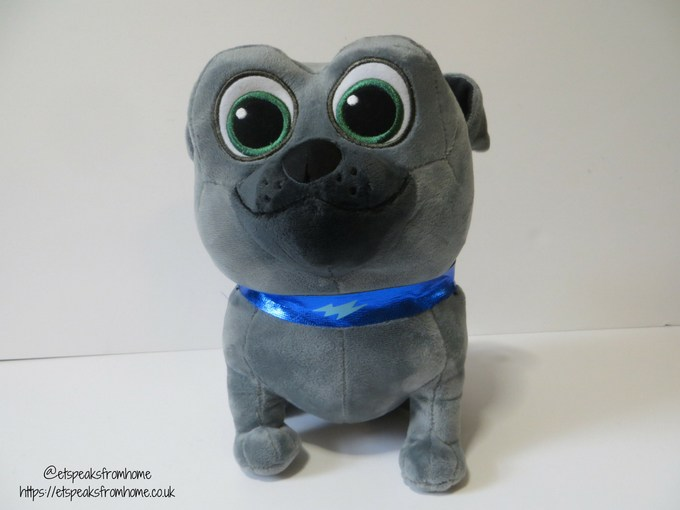 Puppy Dog Pals puppy love plush