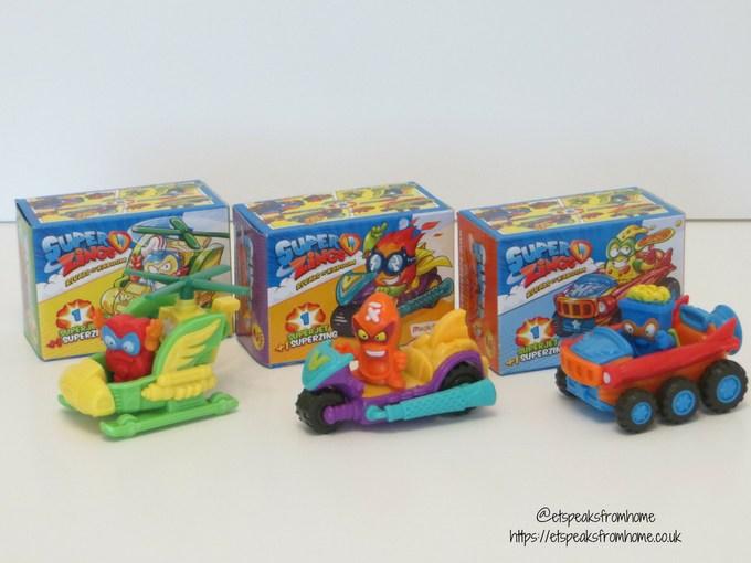 SuperZings series 2 superjets