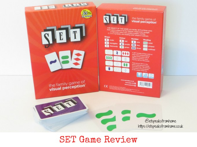 set game review