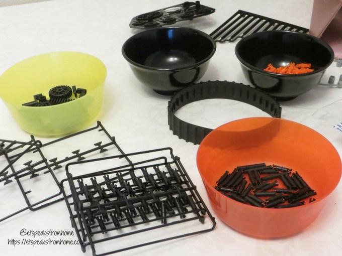 Clementoni RoboMaker Pro components