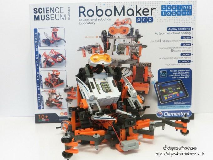 Clementoni RoboMaker Pro droid