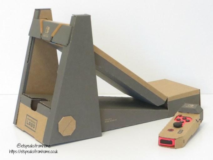 Nintendo Labo Toy-Con Vehicle Kit pedal