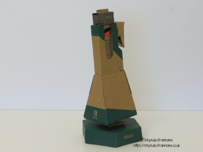 Nintendo Labo Toy-Con Vehicle Kit plane