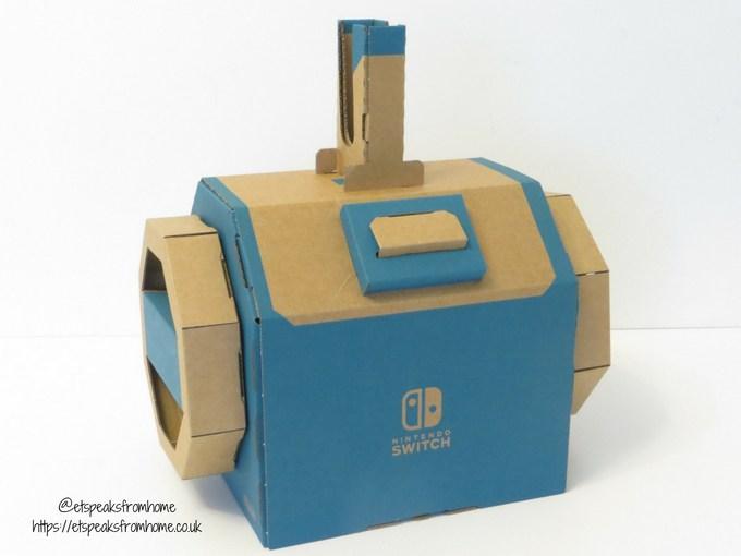 Nintendo Labo Toy-Con Vehicle Kit submarine front