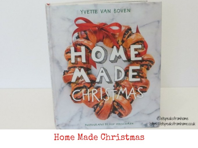 home made christmas book review