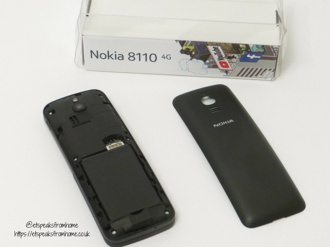 nokia 8110 4g battery