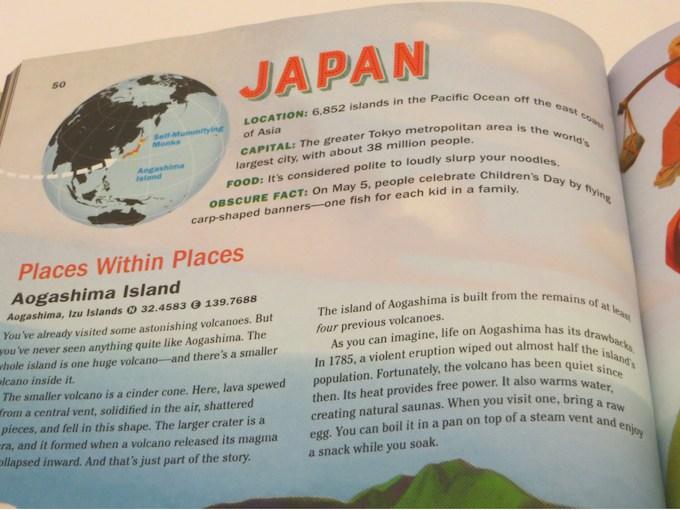 Atlas Obscura Explorer's Guide japan