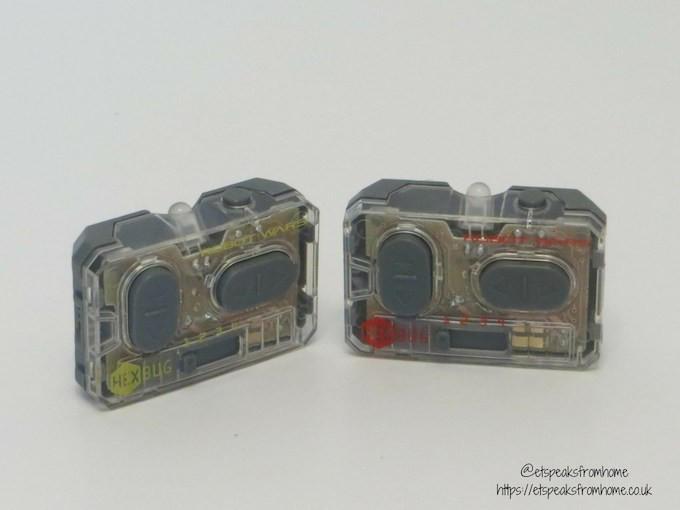 Hexbug Robot Wars controller