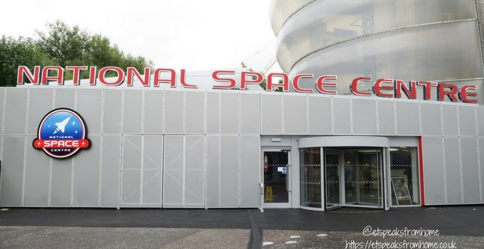 National Space Centre Review
