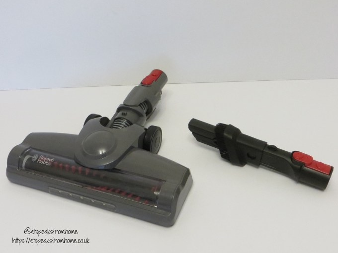 Russell Hobbs Sabre Vacuum attachments