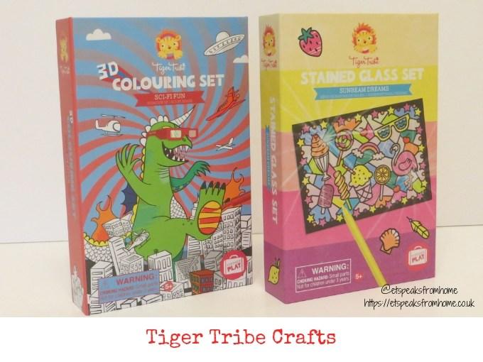 Tiger Tribe Crafts