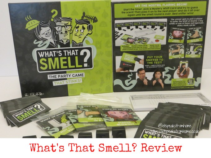 What's that Smell Review