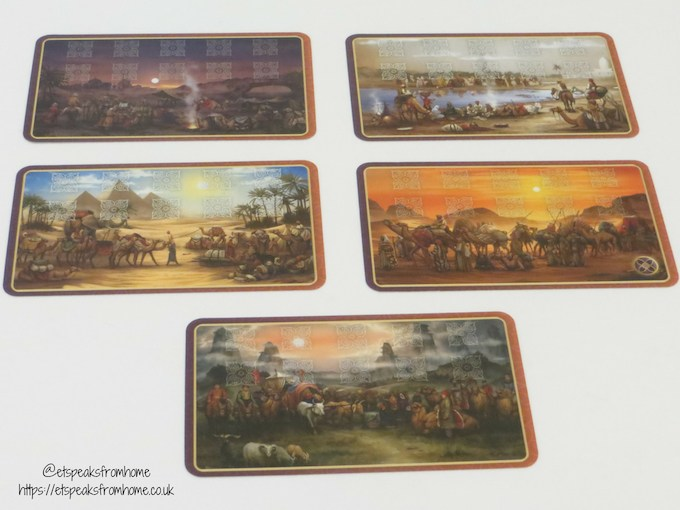 century spice road game player cards