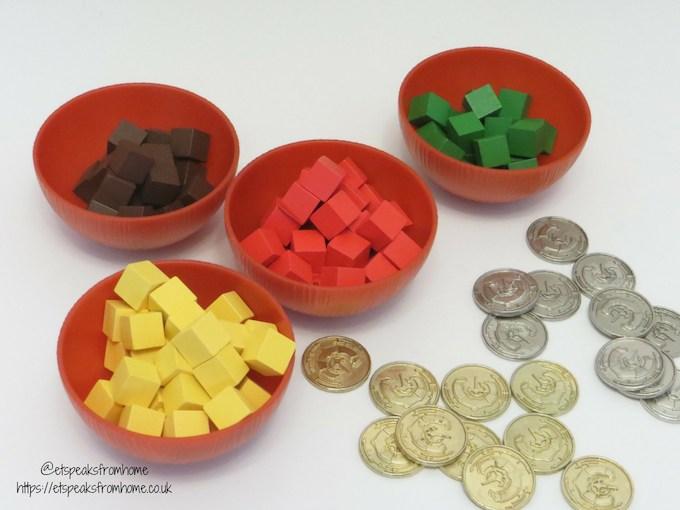 century spice road game token