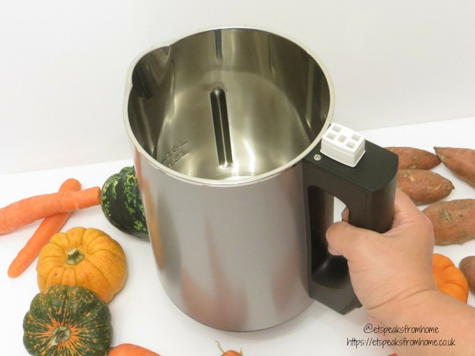 morphy richards soup maker handle