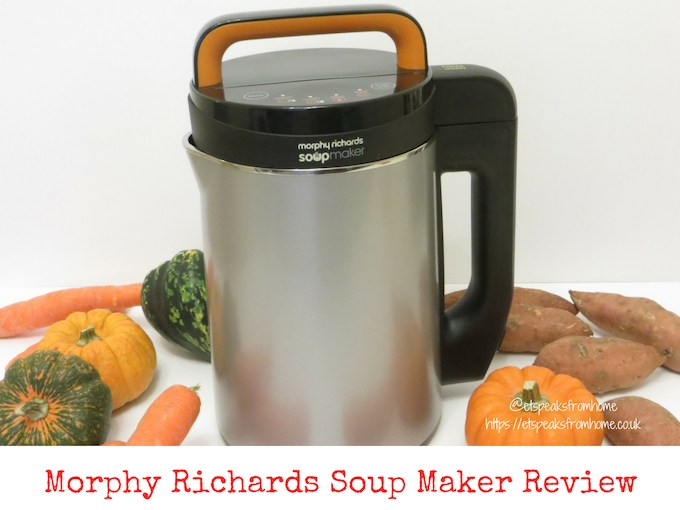 morphy richards soup maker review
