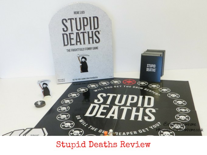 stupid deaths game review