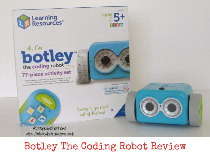 Botley The Coding Robot Review