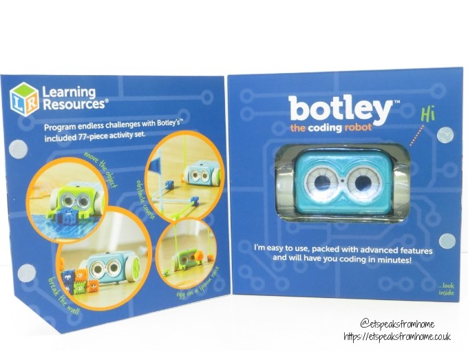 Botley The Coding Robot box