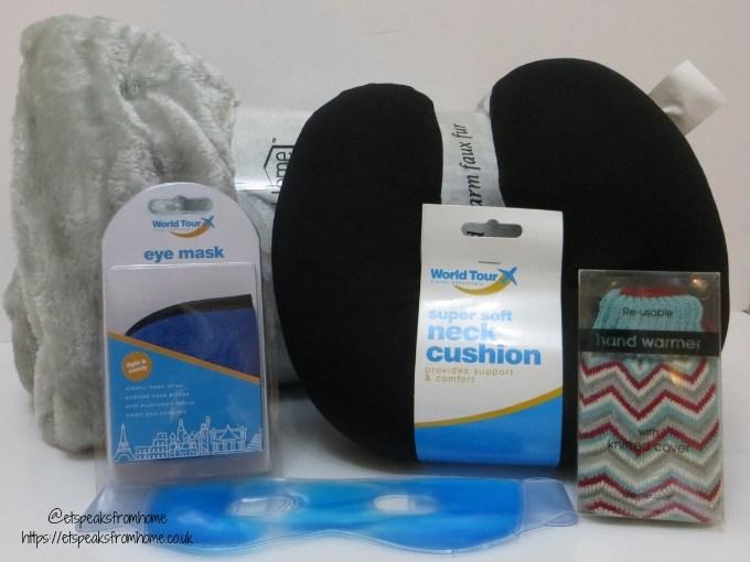 Cancer Care Parcel deluxe men gift comfort