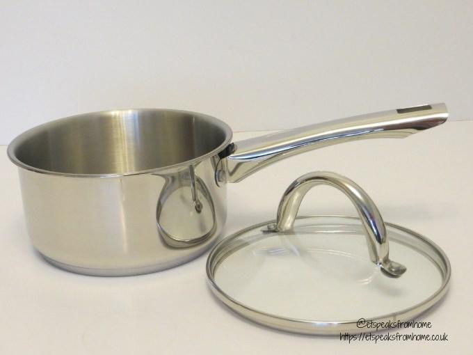 Kaufmann kitchenware stainless saucepan