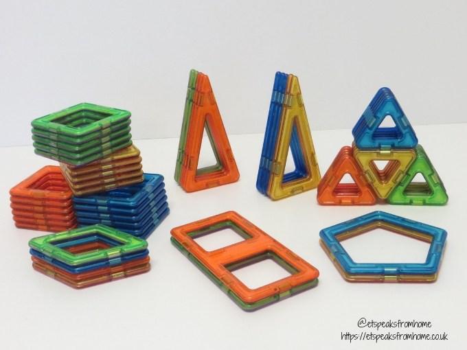 Magformers Creator Set pieces