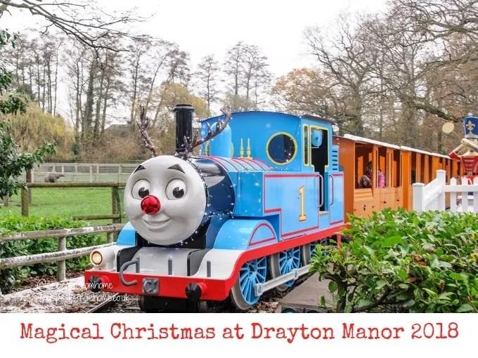 Magical Christmas at Drayton Manor 2018