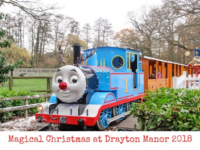 Magical Christmas at Drayton Manor 2018