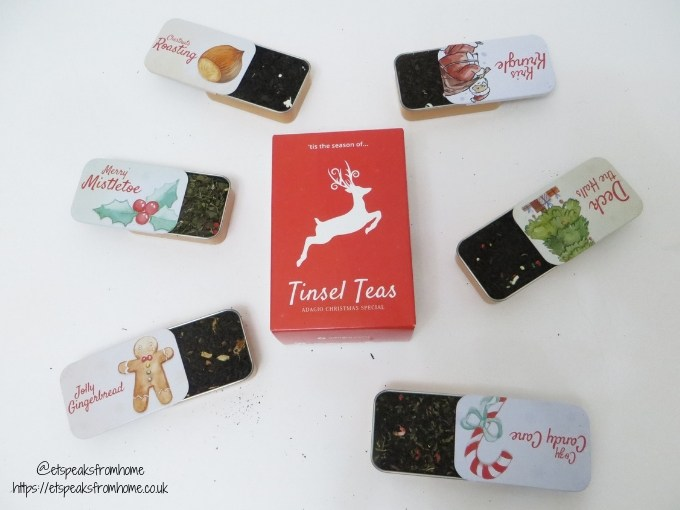 Limited Edition Tinsel Teas