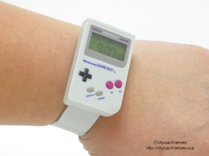 Paladone Gift Guide for Gamers game boy watch