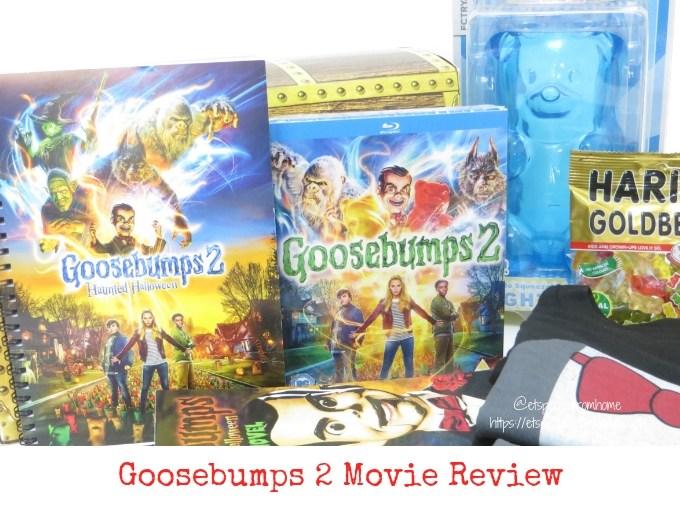 Goosebumps 2 Movie Review
