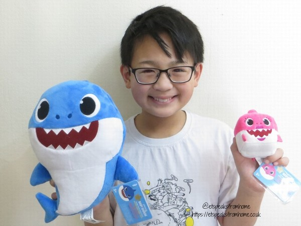 pinkfong Baby Shark Plush