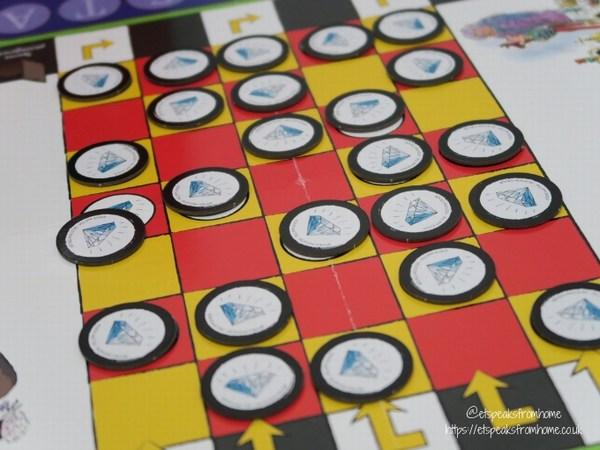 David Walliams gangsta granny Board Game