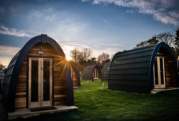 Alton Towers Resort Stargazing Pods