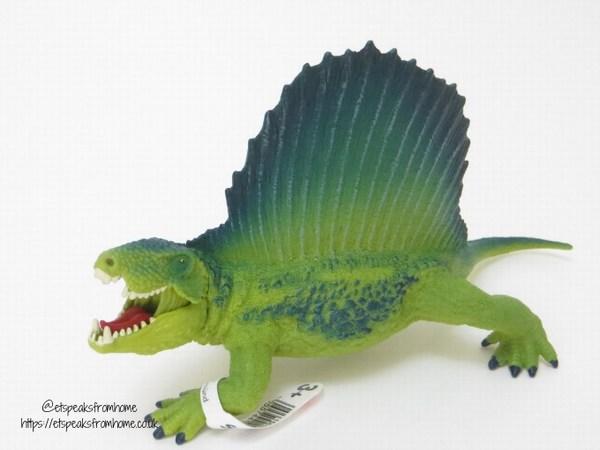 New 2019 Schleich Dinosaurs Dimetrodon open jaw