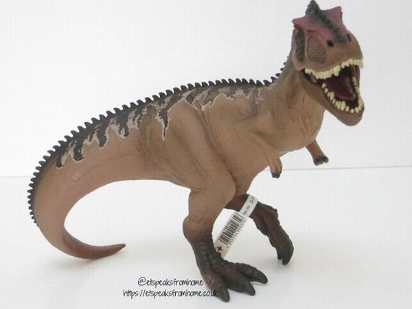 New 2019 Schleich Dinosaurs Giganotosaurus
