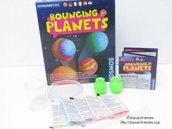 Thames & Kosmos Science Kits planets