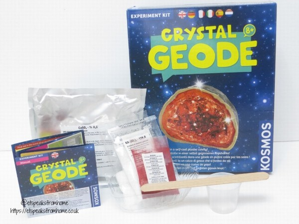 Thames & Kosmos Science geode