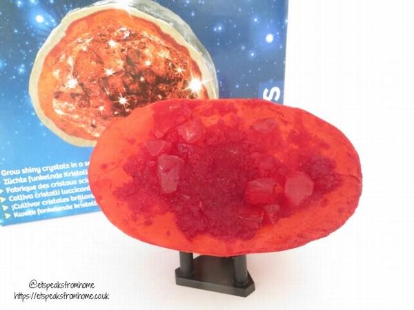 Thames & Kosmos crystal geode