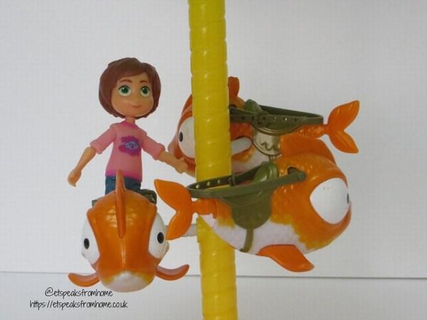 Wonder Park Flying Fish Carousel