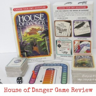house of danger game review