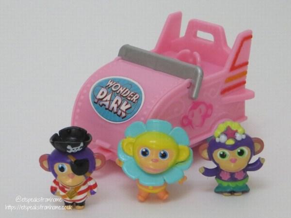 wonder park 3 surprise pack