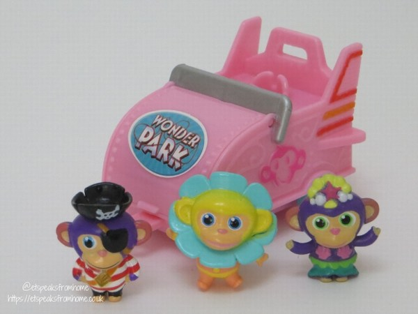 wonder park 3 surprise pack