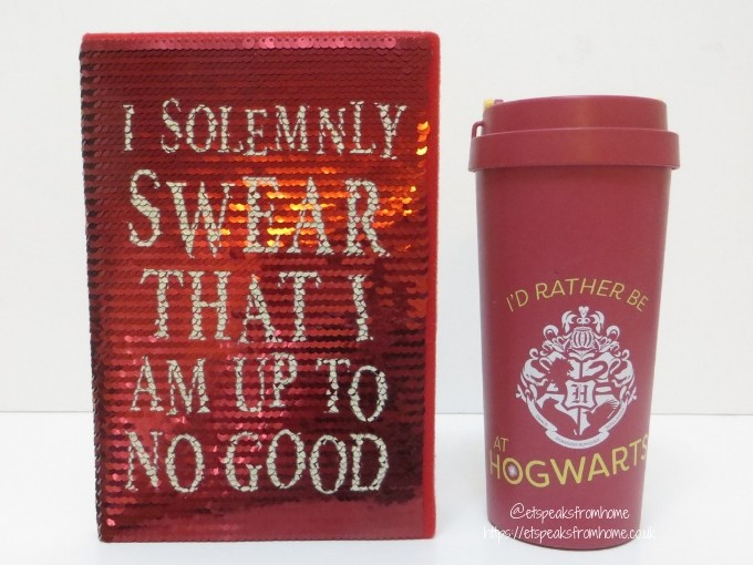 Harry Potter and Wizarding World notebook
