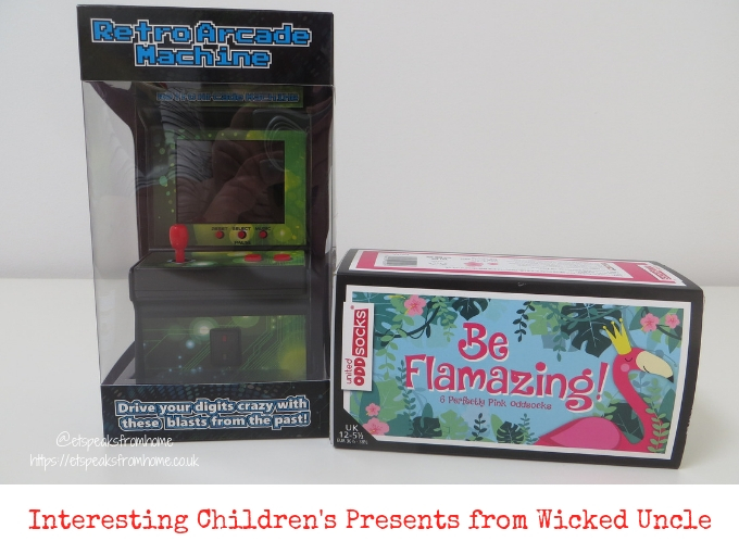 Interesting Children's Presents from Wicked Uncle