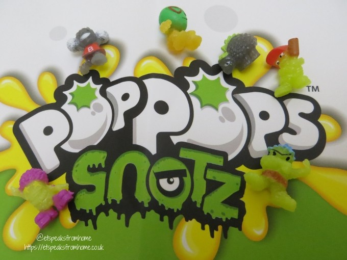 Pop Pops Snotz Series 1