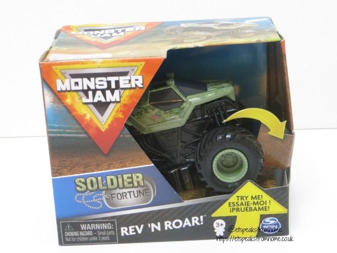 monster jam rev n roar soldier fortune
