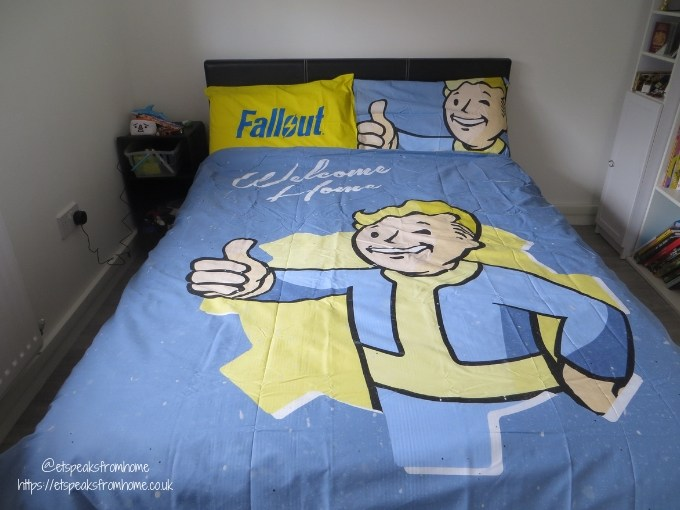 Revamping Kids' Bedrooms with DreamTex fallout bedding