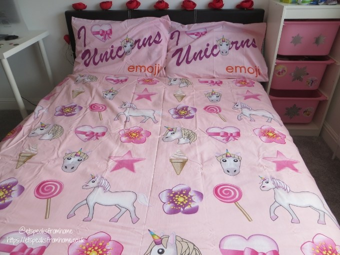 Revamping Kids' Bedrooms with DreamTex unicorn bedding
