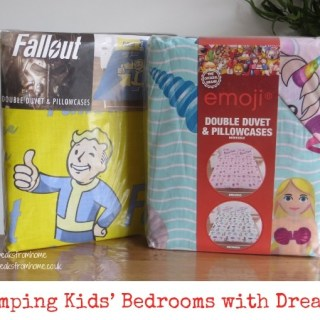 Revamping Kids' Bedrooms with DreamTex